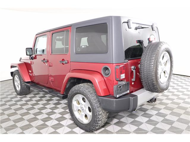 2013 Jeep Wrangler Unlimited Sahara (Stk: 19-327A) in Huntsville - Image 5 of 31