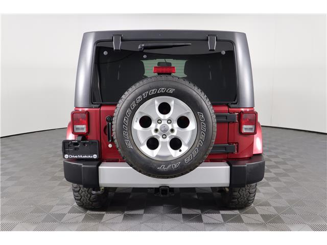 2013 Jeep Wrangler Unlimited Sahara (Stk: 19-327A) in Huntsville - Image 6 of 31