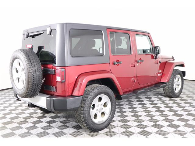 2013 Jeep Wrangler Unlimited Sahara (Stk: 19-327A) in Huntsville - Image 8 of 31