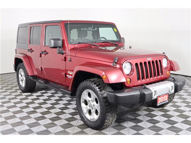 2013 Jeep Wrangler Unlimited Sahara 1C4HJWEG7DL500119 19-327A in Huntsville