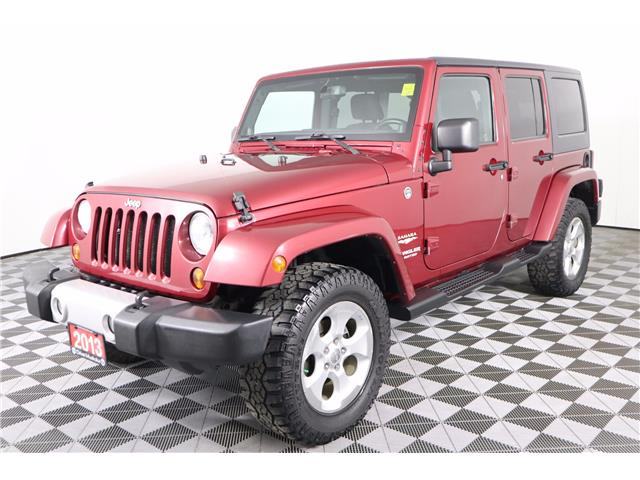 2013 Jeep Wrangler Unlimited Sahara (Stk: 19-327A) in Huntsville - Image 3 of 31