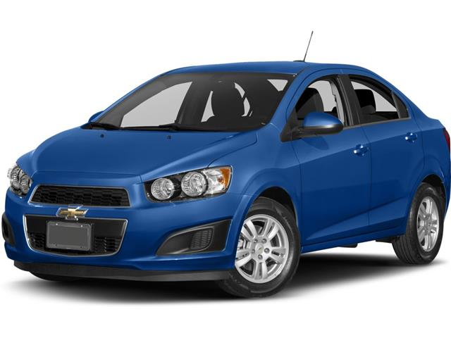 2016 Chevrolet Sonic LT Auto (Stk: B2153) in Prince Albert - Image 1 of 1