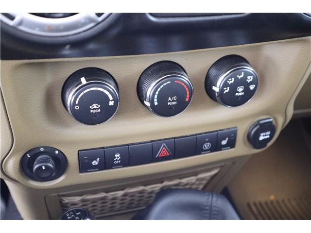 2013 Jeep Wrangler Unlimited Sahara (Stk: 19-327A) in Huntsville - Image 26 of 31