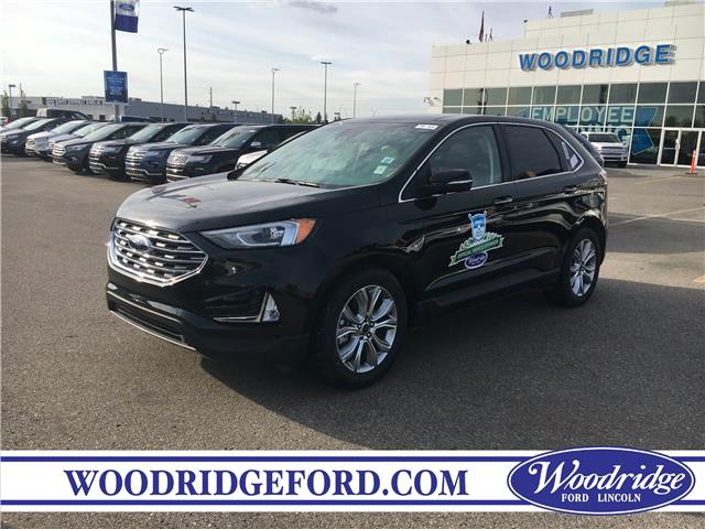2019 Ford Edge Titanium (Stk: K-2339) in Calgary - Image 1 of 6