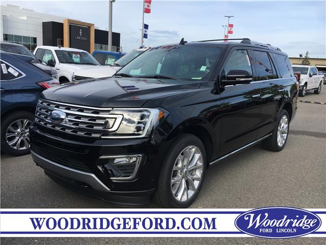 2019 Ford Expedition Limited (Stk: K-2422) in Calgary - Image 1 of 5