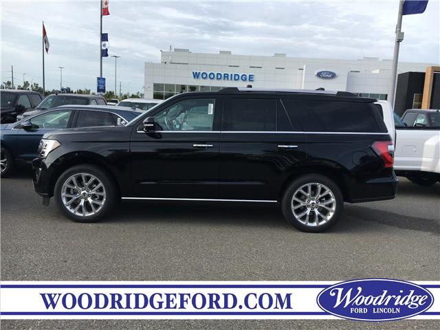 2019 Ford Expedition Limited (Stk: K-2422) in Calgary - Image 2 of 5