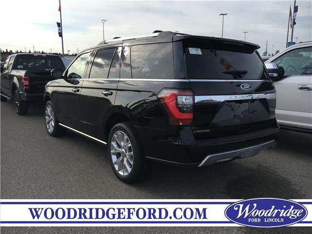 2019 Ford Expedition Limited (Stk: K-2422) in Calgary - Image 3 of 5