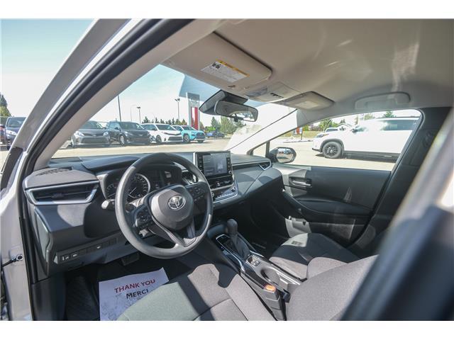 2020 Toyota Corolla LE (Stk: COL026) in Lloydminster - Image 3 of 12