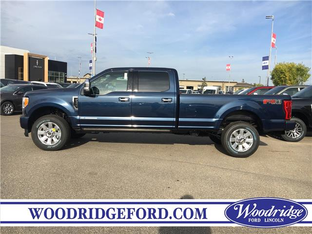 2019 Ford F-350 Platinum (Stk: K-2550) in Calgary - Image 2 of 5