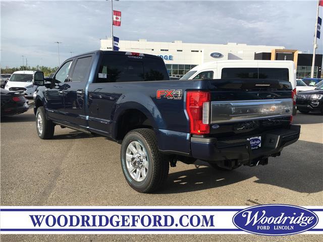 2019 Ford F-350 Platinum (Stk: K-2550) in Calgary - Image 3 of 5