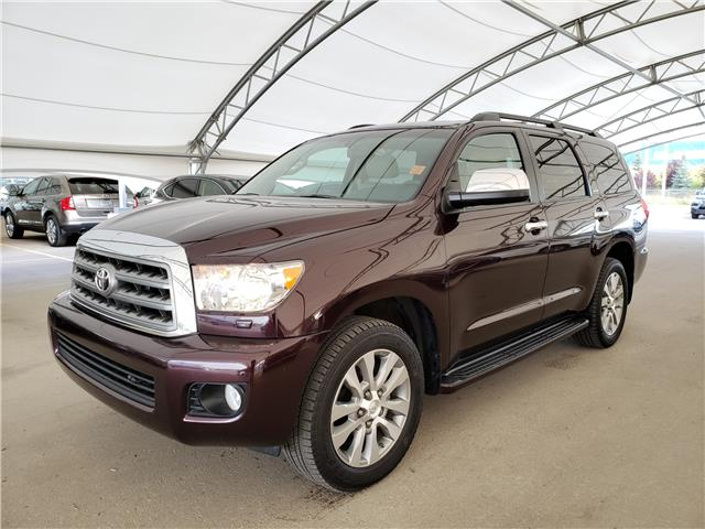 2014 Toyota Sequoia Limited 5.7L V8 (Stk: L19566A) in Calgary - Image 3 of 28