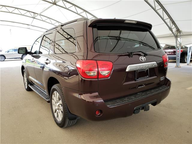 2014 Toyota Sequoia Limited 5.7L V8 (Stk: L19566A) in Calgary - Image 5 of 28