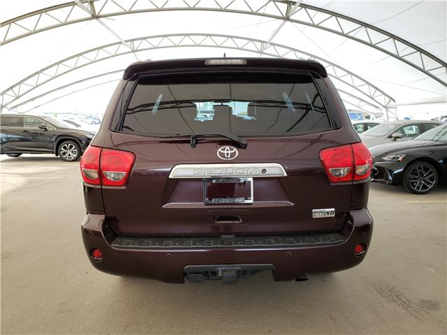 2014 Toyota Sequoia Limited 5.7L V8 (Stk: L19566A) in Calgary - Image 6 of 28