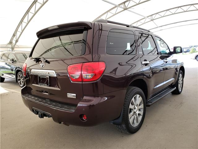 2014 Toyota Sequoia Limited 5.7L V8 (Stk: L19566A) in Calgary - Image 9 of 28