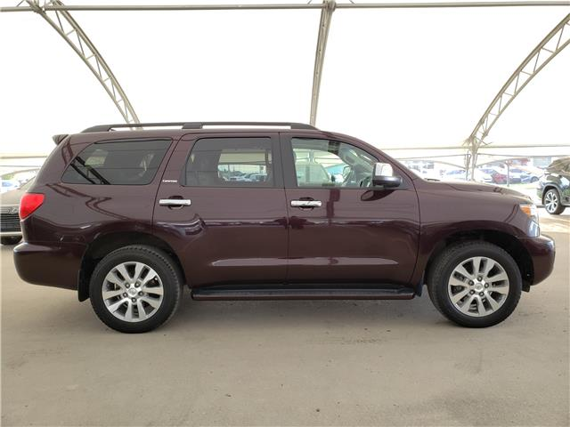2014 Toyota Sequoia Limited 5.7L V8 (Stk: L19566A) in Calgary - Image 10 of 28