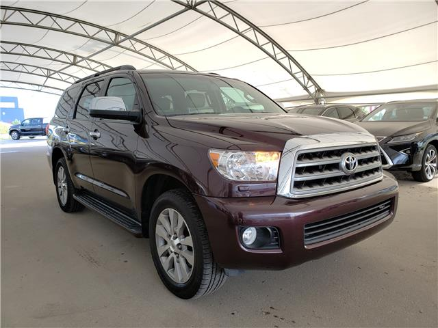 2014 Toyota Sequoia Limited 5.7L V8 (Stk: L19566A) in Calgary - Image 1 of 28