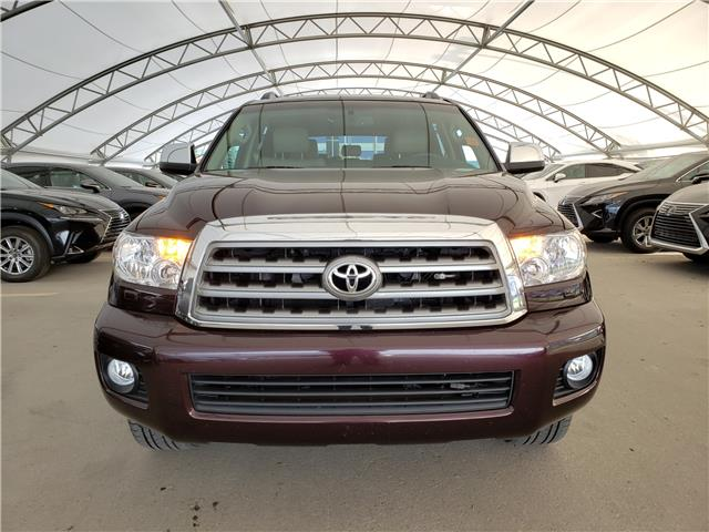 2014 Toyota Sequoia Limited 5.7L V8 (Stk: L19566A) in Calgary - Image 11 of 28