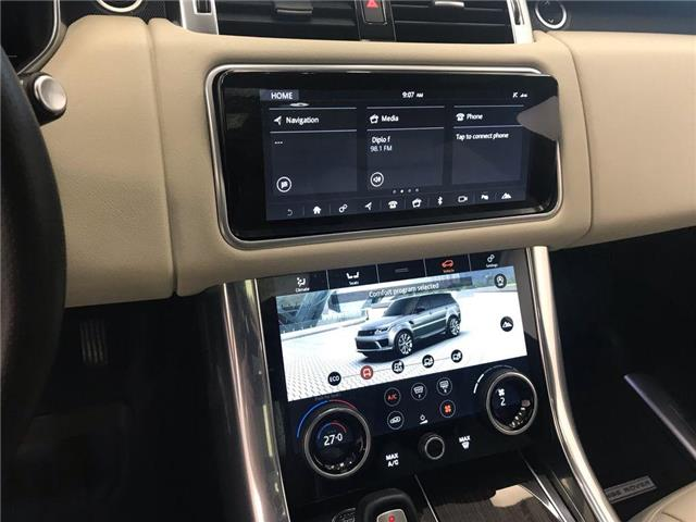 2018 Land Rover Range Rover Sport HSE (Stk: 200789) in Lethbridge - Image 19 of 34