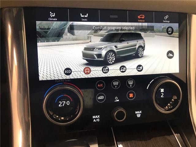 2018 Land Rover Range Rover Sport HSE (Stk: 200789) in Lethbridge - Image 20 of 34