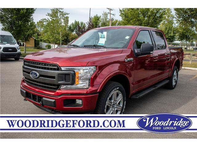 2019 Ford F-150 XLT (Stk: KK-283) in Calgary - Image 1 of 5