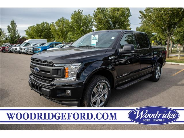 2019 Ford F-150 XLT (Stk: KK-286) in Calgary - Image 1 of 5