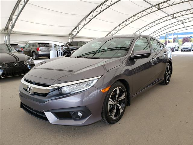 2017 Honda Civic Touring (Stk: L19363A) in Calgary - Image 3 of 23