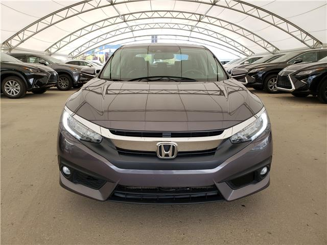 2017 Honda Civic Touring (Stk: L19363A) in Calgary - Image 9 of 23