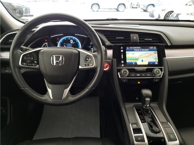 2017 Honda Civic Touring (Stk: L19363A) in Calgary - Image 19 of 23