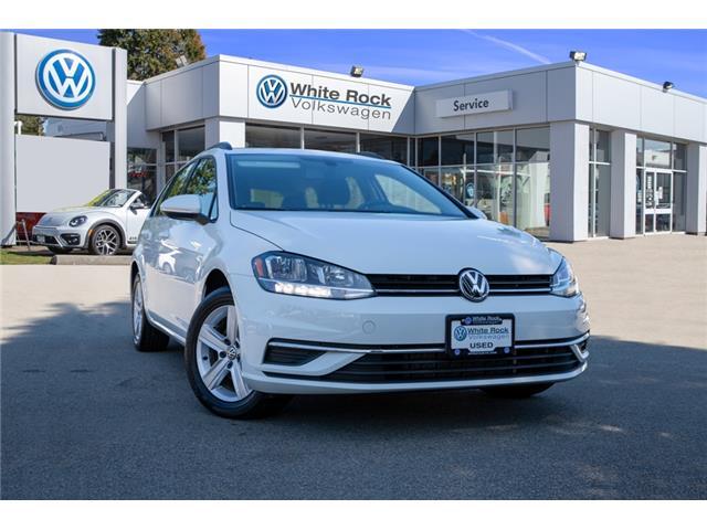 2019 Volkswagen Golf SportWagen 1.8 TSI Comfortline (Stk: VW0968) in Vancouver - Image 1 of 26