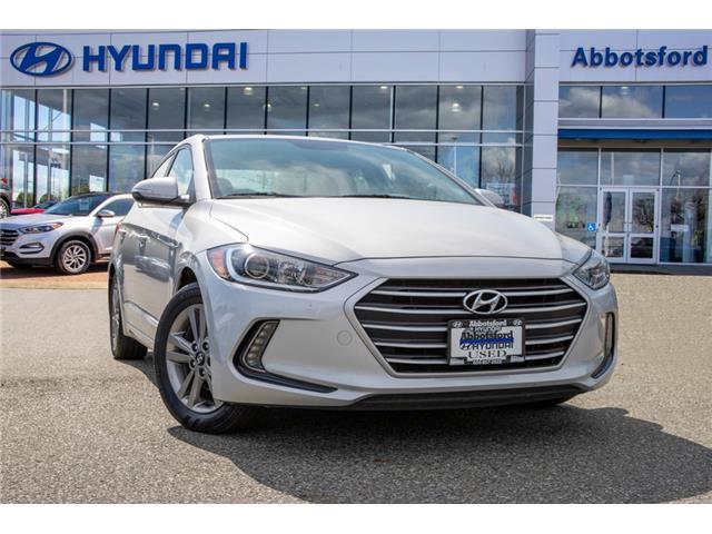 2018 Hyundai Elantra GL SE KMHD84LF1JU548564 AH8896 in Abbotsford