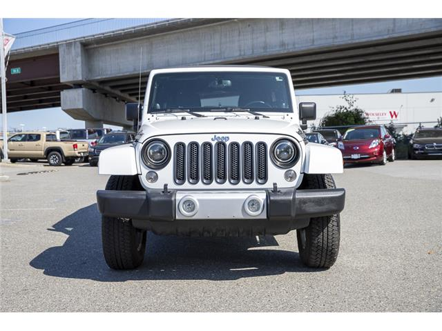 2014 Jeep Wrangler Unlimited Sahara (Stk: LF9701B) in Surrey - Image 2 of 22