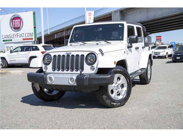 2014 Jeep Wrangler Unlimited Sahara (Stk: LF9701B) in Surrey - Image 3 of 22