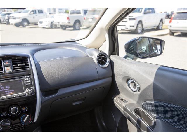 2018 Nissan Versa Note 1.6 SV (Stk: LF7603) in Surrey - Image 14 of 23