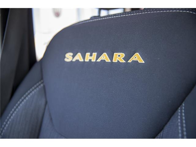 2014 Jeep Wrangler Unlimited Sahara (Stk: LF9701B) in Surrey - Image 21 of 22