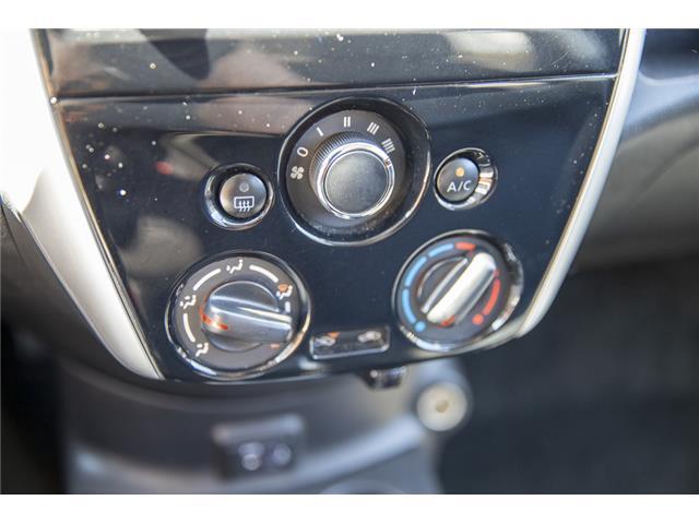 2018 Nissan Versa Note 1.6 SV (Stk: LF7603) in Surrey - Image 20 of 23