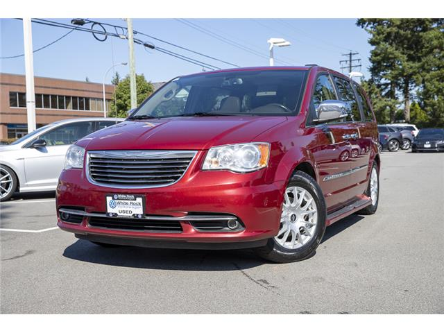2011 Chrysler Town & Country Limited (Stk: KJ097220B) in Vancouver - Image 3 of 22