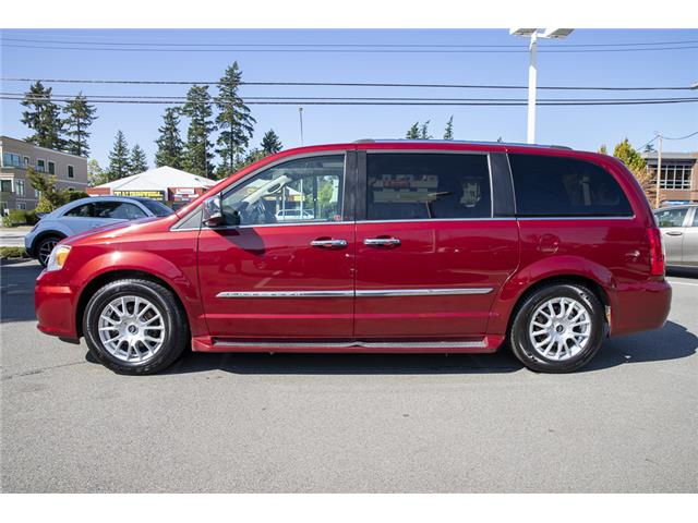 2011 Chrysler Town & Country Limited (Stk: KJ097220B) in Vancouver - Image 4 of 22
