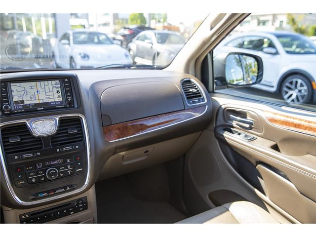 2011 Chrysler Town & Country Limited (Stk: KJ097220B) in Vancouver - Image 15 of 22