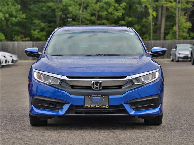 2016 Honda Civic LX (Stk: P3546) in Welland - Image 6 of 23