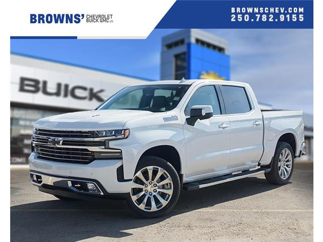2020 Chevrolet Silverado 1500 High Country (Stk: T20-790) in Dawson Creek - Image 1 of 18