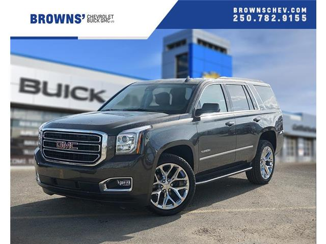 2020 GMC Yukon SLT (Stk: T20-777) in Dawson Creek - Image 1 of 19