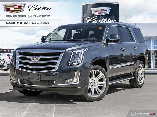 2020 Cadillac Escalade Luxury (Stk: T0147494) in Oshawa - Image 1 of 19