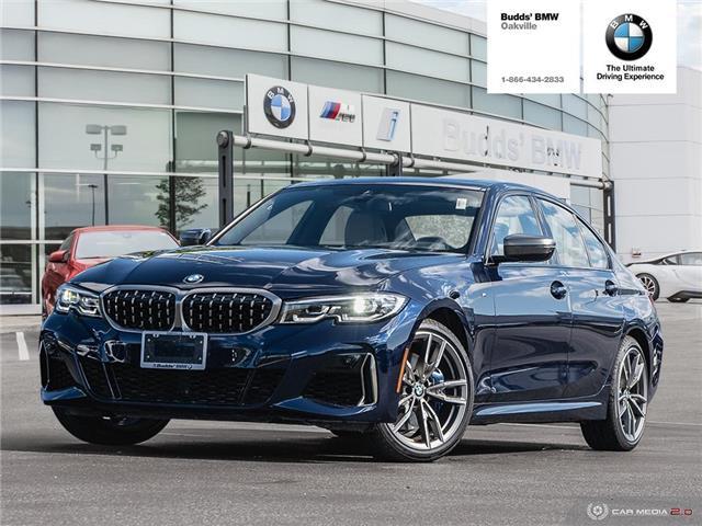 2020 BMW M340 i xDrive (Stk: B703416) in Oakville - Image 1 of 27