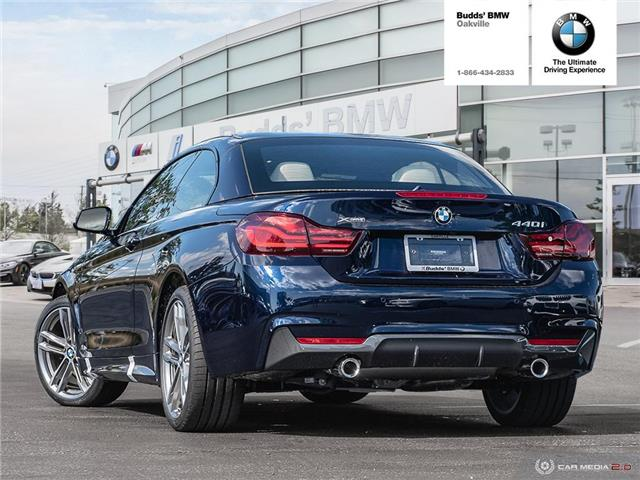 2020 BMW 440i xDrive (Stk: B706760) in Oakville - Image 4 of 24
