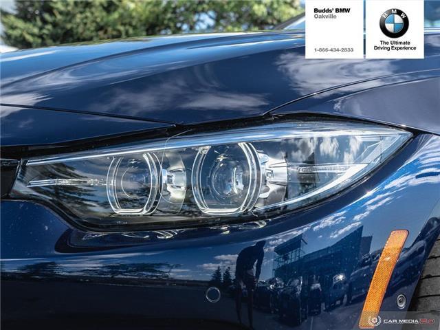 2020 BMW 440i xDrive (Stk: B706760) in Oakville - Image 10 of 24