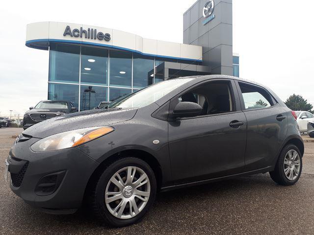2014 Mazda Mazda2 GX (Stk: B8031A) in Milton - Image 1 of 11