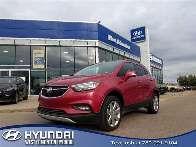 2017 Buick Encore Preferred II (Stk: P1079) in Edmonton - Image 1 of 24