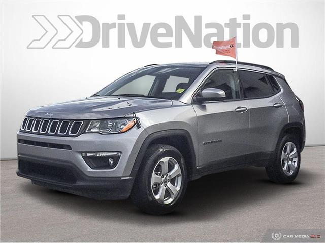 2018 Jeep Compass North (Stk: B2135) in Prince Albert - Image 1 of 25