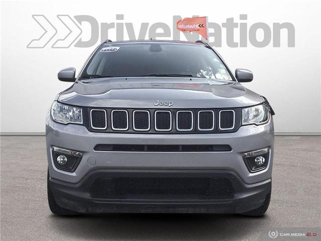 2018 Jeep Compass North (Stk: B2135) in Prince Albert - Image 2 of 25