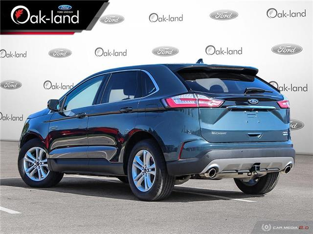 2019 Ford Edge SEL (Stk: A3157) in Oakville - Image 4 of 27